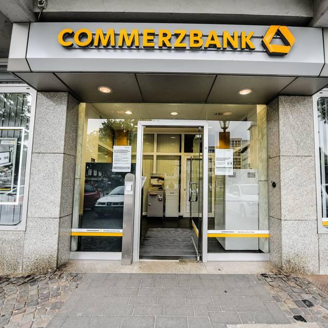 Commerzbank Duisburg öffnungszeiten